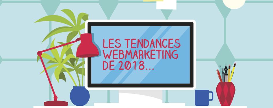 Les tendances du marketing digital en 2018